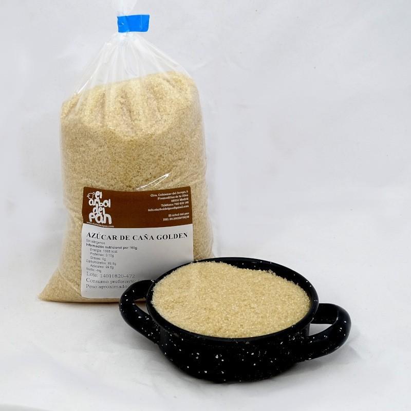 Azúcar integral de caña golden 1000...