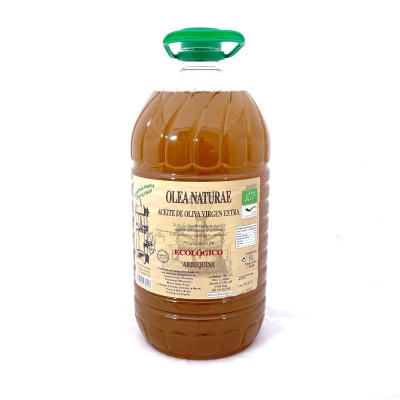 Aceite ecológico variedad arbequina 5...