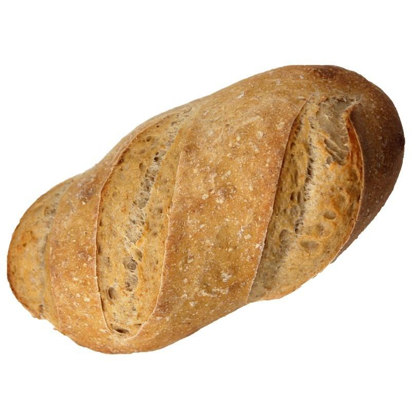 Pan blanco de trigo. Hogaza 500 gr.