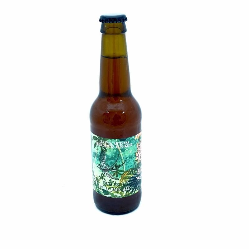 Cerveza artesana Bailandera fruta...