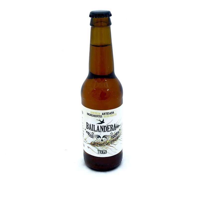 Cerveza artesana Bailandera trigo 33 cl
