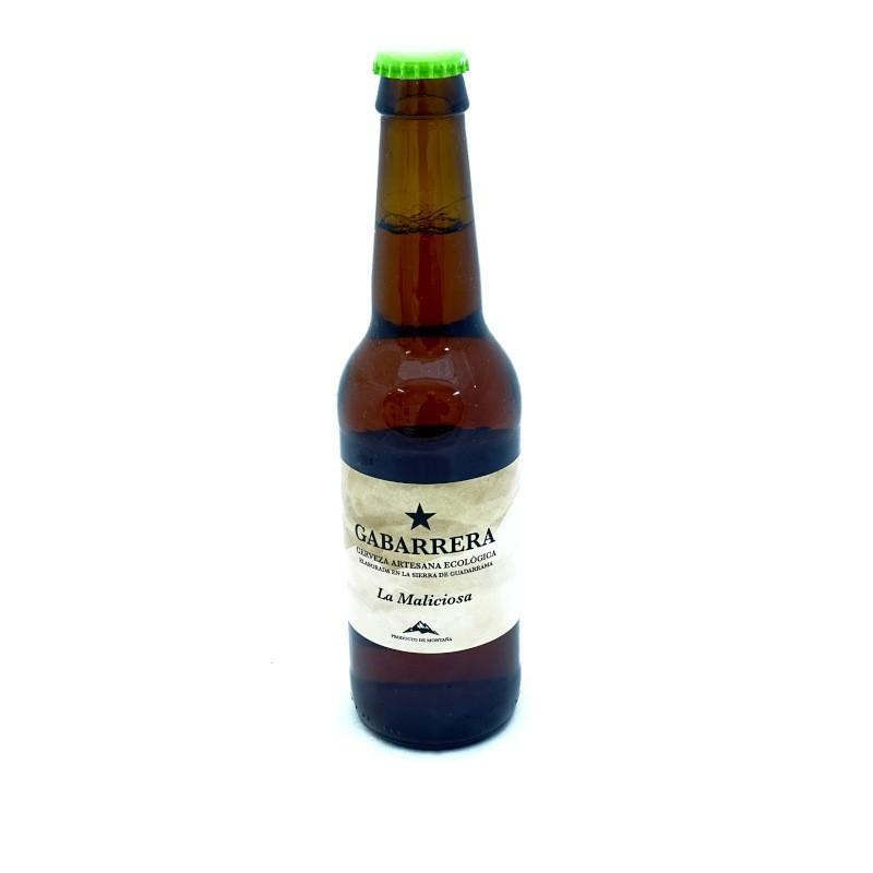 Cerveza artesana ecológica Gabarrera...