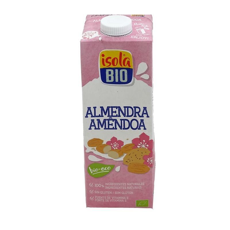 Bebida vegetal de almendra 1 litro