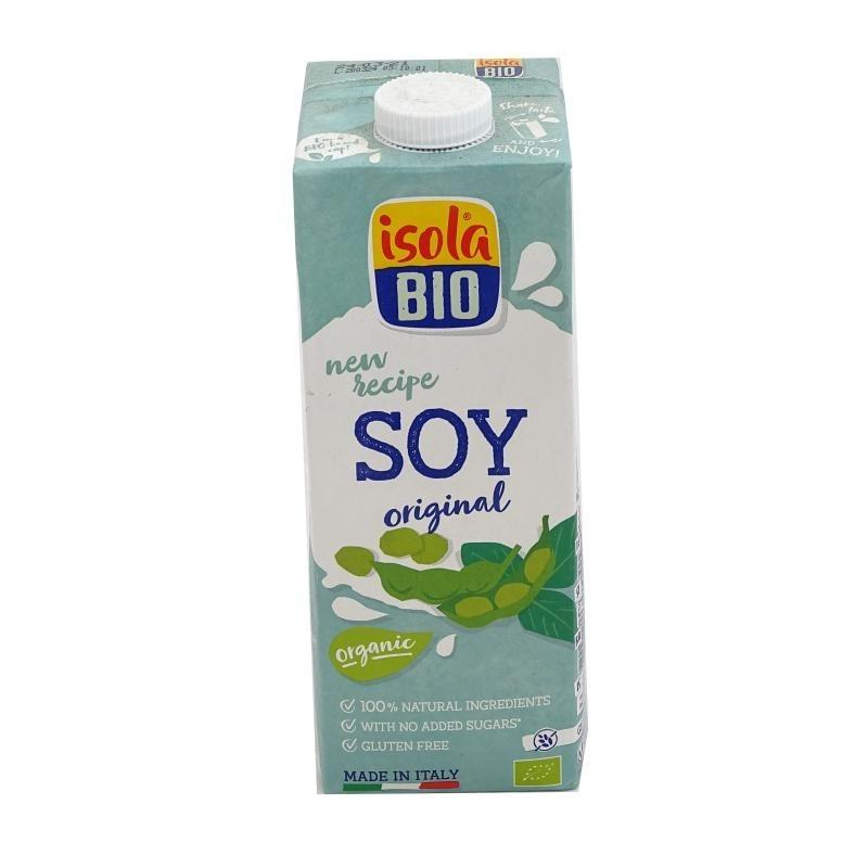 Bebida vegetal de soja 1 litro