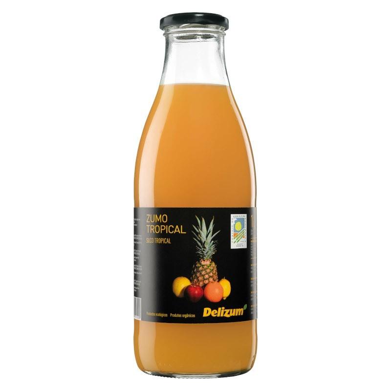 Zumo tropical ecológico 1 litro