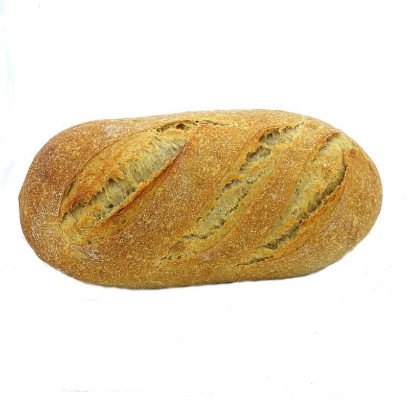 Pan blanco de trigo formato ahorro...