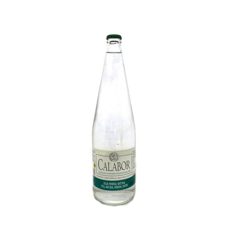 Agua minero medicinal de Calabor 1 litro