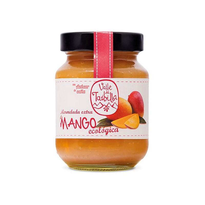 Mermelada extra de mango ecológica...