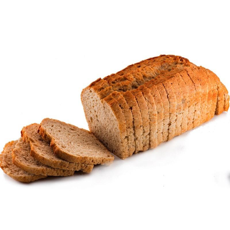 Pan blanco de trigo. Molde cortado...