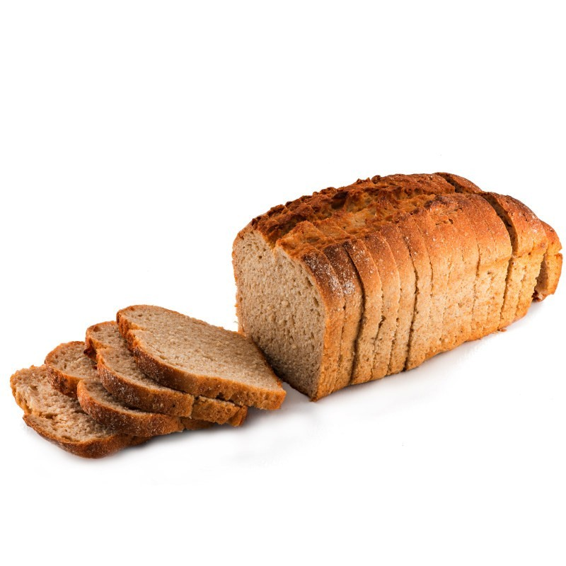 Pan integral de trigo khorasan. Molde...