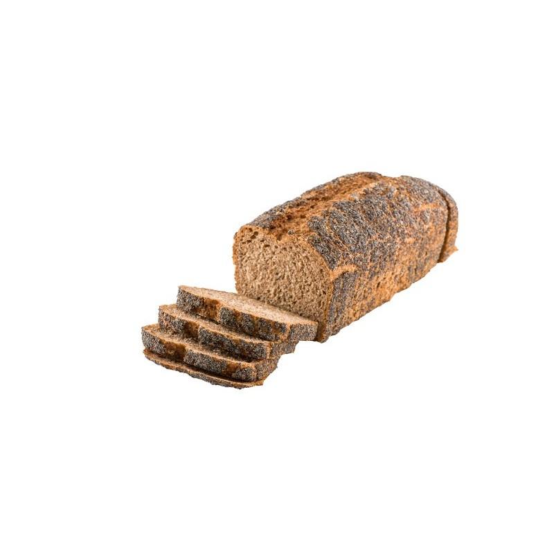 Pan integral de trigo con semillas de...